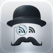 Mr. Reader (iOS) - App zum lesen von RSS-Feeds mit Google Reader Sync-Funktion.