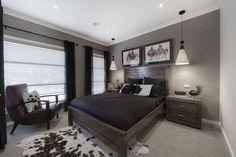 Palisades - Simonds Homes #interiordesign #bedroom