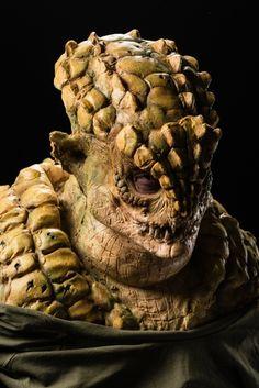Cig's armadillo/alligator hybrid. Photo credit: Brett-Patrick Jenkins from Face Off S7E5: Animal Attraction