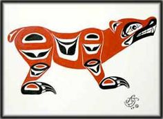 Pacific Northwest Indian Art | Learning by designing: Pacific ...