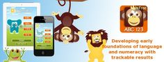 Website with free & cheap apps for early childhood!