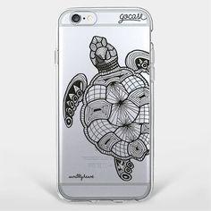 Custom Phone Case Turtle