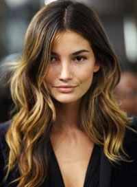 9 New Winter Hair Trends 2010 - 2011 - BeautyRiot.com - Dye your hair this winter -- or not - Page 2