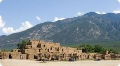 New Mexico With Kids: A Visit to Taos Pueblo