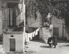 Il grande fotografo Paul Strand e il Gargano