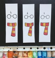 Harry Potter Bookmarks, DIY and Crafts, Harry Potter Bookmarks - Cadeau Harry Potter, Harry Potter Bookmark, Cumpleaños Harry Potter, Harry Potter Cartoon, Anniversaire Harry Potter, Harry Potter Cosplay, Harry Potter Drawings, Harry Potter Birthday, Creative Bookmarks