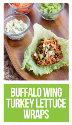 Try this new tasty & healthy take on the taste of wings!