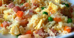 Recetas fáciles con arroz