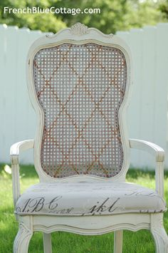 painted cane back dining chairs Google Search Furniture make