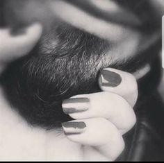Vikash 💋love to play with your beard😍 Cute Muslim Couples, Cute Couples Goals, Couples In Love, Romantic Couples, Beard Designs, Beard Boy, Dp For Whatsapp, Cute Love Couple, Photo Couple