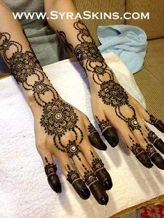 Henna by syra skin.. love it