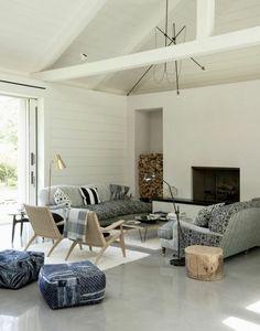 Betonböden liegen beim Hausbau und Renovierung voll im Trend. Eine gute Option bei der Hausplanung. – Zacasa – Wohnideen, Möbel und Inneneinrichtung für ein schöneres Zuhause.