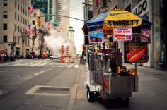 The best street food in New York City!