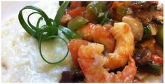 Shrimp and Grits - The Cosmopolitan Mommy