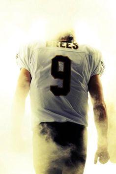 New Orleans Saints - Drew Brees