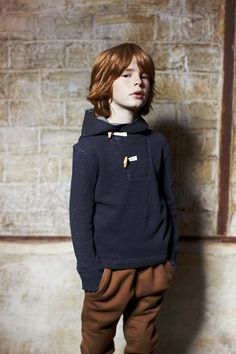 Finger in The nose winter 2012 kindermode kids fashion - justbymanon. Little Boy Fashion, Fashion Kids, Outfits Niños, Kids Outfits, Moda Junior, Red Head Boy, Latest Fashion News, Ginger Boy, Boy Hairstyles