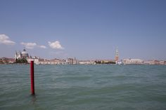 Venezia dalla Laguna