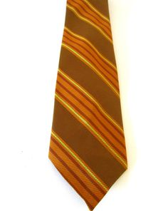 Mens Necktie in Autumn Colors by 1006Osage on Etsy, $10.00