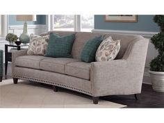 Smith Brothers Living Room Conversation Sofa 046117 - Furniture Fair - Cincinnati & Dayton OH and Northern KY