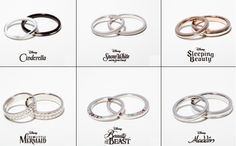 kirstie kelly disney wedding rings