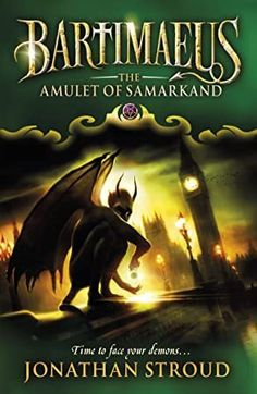 """Read """"The Amulet Of Samarkand"""" by Jonathan Stroud available from Rakuten Kobo. The first volume in the brilliant, bestselling Bartimaeus sequence. When the djinni Bartimaeus is summone. The Magicians, The Dark Prophecy, Jonathan Stroud, Rangers Apprentice, Dying Of The Light, Thing 1, English, Got Books, Fantasy Books"""