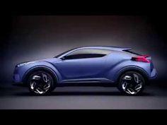 Toyota C-HR Concept « TWWHLSPLS