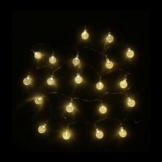 Outdoor Lighting Charitable 2.2m 20leds Lotus Flower Led String Fairy Lights Battery Powered Indoor Outdoor Christmas Party Wedding Decoration Lighting Lamp Elegant In Smell Lights & Lighting