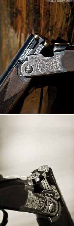 Beretta Silver Pigeon 20 gauge shotgun | MarlaMeridith.com