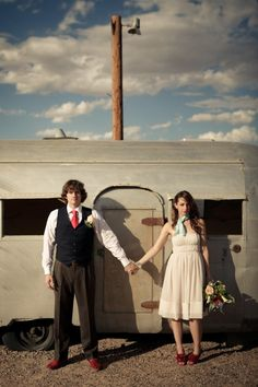 route 66 wedding -   Bravo, great inspiration for wedding photography! Location shoot!  www.DougBirnbaum.com