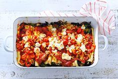 Lasagnerolletjes met veeeel tomaten! - Recept - Allerhande