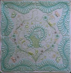 Wow, what a quilter!
