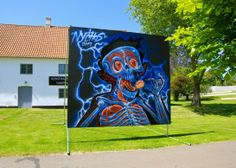 Nychos – Viborg International Billboard Painting Festival
