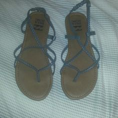 963f59c46a31 Shop Women s Billabong Brown size 7 Sandals at a discounted price at  Poshmark.