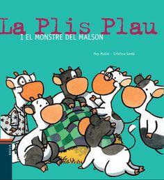 La Plis Plau i el monstre del malson / Pep Molist, Cristina Sardà Peanuts Comics, Comic Books, Google, Cartoons, Comics, Comic Book, Graphic Novels, Comic