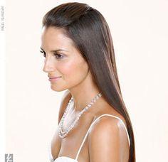 Hair, Straight