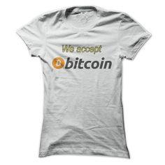 we accept bitcoin T Shirts, Hoodies. Get it now ==► https://www.sunfrog.com/Camping/we-accept-bitcoin.html?57074 $19