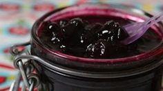 Blueberry Sauce Recipe Demo Joy of Baking - YouTube