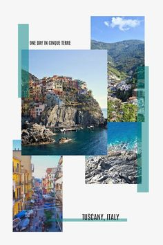 What to do when you have one day to explore Cinque Terry, Italy.   Italy travel guide.