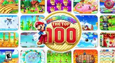 Mario Party: The Top 100 - preload now live in North America