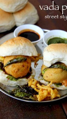 vada pav recipe | how to make vada pav | wada pav with detailed photo and video recipe. a popular indian street food recipe prepared mainly with pav bread and deep fried batata vada stuffing. most commonly, this snack is also referred as indian burger or aka bombay burger because it hails from maharashtra or marathi cuisine. generally, it is served as an evening snack, but can also be adapted to breakfast.