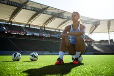 Soccer Star Alex Morgan Shares Her Get-Motivated Tips