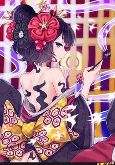 fate, fategrandorder, KatsushikaHokusai - iFunny :)