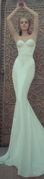 Glamour mermaid / karen cox. Gorgeous Evening Gowns