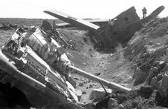 Syrian tanks after the Battle of the Valley of Tears on the Golan Heights during the Yom Kippur War, 40 years ago.