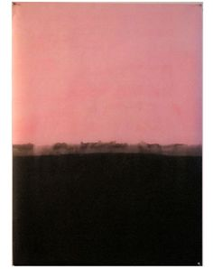 i bought some art \  pink black stain by julian hoenig @ gallery 60six