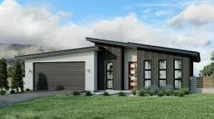 nz house frontage design ideas single storey - Google Search