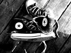 "Converse = Classic: Reminds me of Benny ""The Jett"" Rodriguez"