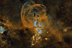 Star Forming Region NGC 3582