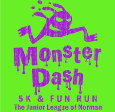 Monster Dash 5K: Norman, OK 10/27/2013