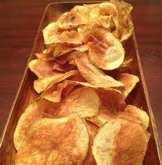 Homemade potato chip...